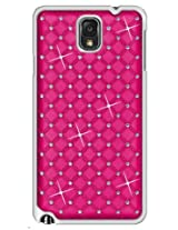Amzer Diamond Lattice Snap On Shell Case 96730 | Hot Pink