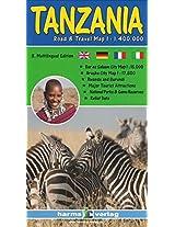 Tanzania - Rwanda - Burundi: HARMS.4