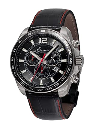 Carrera Armbanduhr 77010N Schwarz
