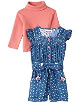 Nauti Nati Baby Girl's Jumpers and Knitted Top