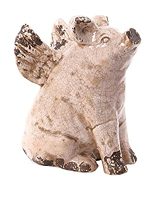 Skalny Ceramic Pig, Pink