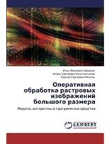 Operativnaya obrabotka rastrovykh izobrazheniy bol'shogo razmera: Modeli, algoritmy i programmnye sredstva