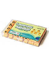 Educational Insights Lowercase Jumbo Alphabet Stamps