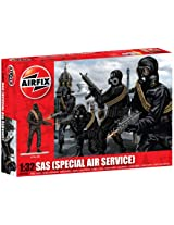Airfix A02720 SAS Special Air Service Model Kit, 1:32 Scale