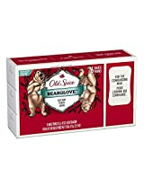 Old Spice Bearglove 6ct Bar Soap 5oz Bars Special 25% More Bonus Size