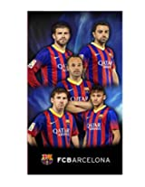 FCB Team FCBarcelona Towel