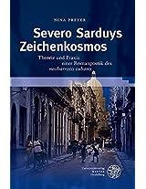 Severo Sarduys Zeichenkosmos: Theorie Und Praxis Einer Romanpoetik Des Neobarroco Cubano (Neues Forum Fur Allgemeine Und Vergleichende Literaturwissenschaft)