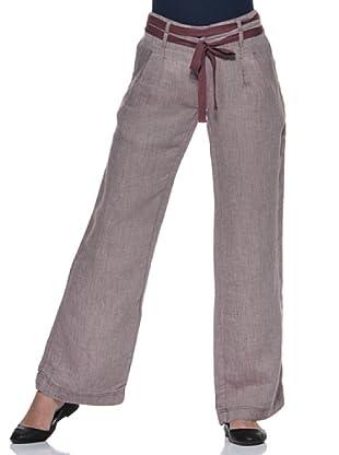 Timberland Pantalón Pinzas (Burdeos)