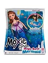 Moxie Girlz Magic Swim Mermaid Doll - Kellan