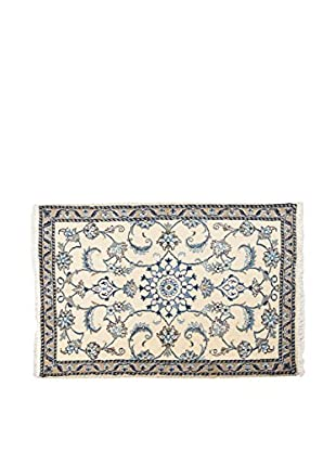 RugSense Teppich Persian Nain beige/blau 145 x 90 cm