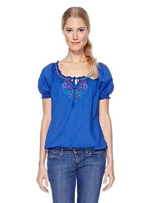 Miss Magic by Magic Woman Bluse (Blau)