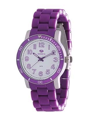 Marea 41110/4 - Reloj Señora silicona Púrpura