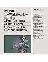 Mozart:Works for Flute