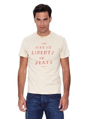 Pepe Jeans London Camiseta Direction Bracey (Crudo)