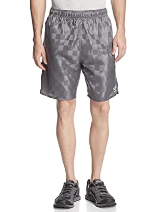 Umbro Men's Checkerboard Shorts (Shadow)