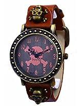 A Avon Designer Analog White Dial Women's Watch - 1001794