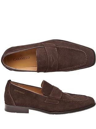 Caramelo Zapatos (marrón medio)