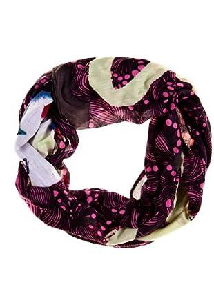 Custo Pañuelo Serty (rosa / azul / gris)
