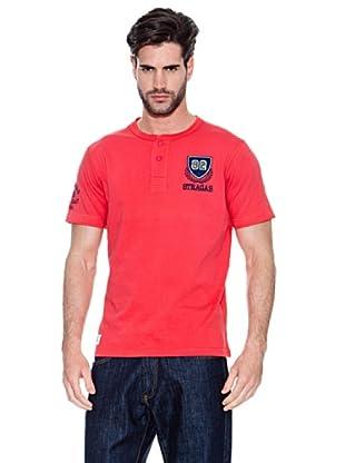 Paul Stragas Camiseta Tampa (Coral)