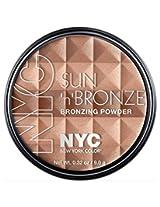 N.Y.C. Sun N Bronze Bronzing Powder - Fire Island Tan (709)