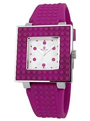 Burgmeister Damen-Armbanduhr Color Games Analog Quarz Silikon BM610-188