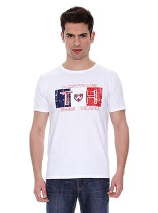 TH Camiseta Francia Mathieu (Blanco)