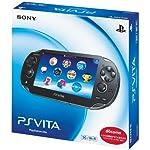 SONY PlayStation Vita 3G/Wi‐Fiモデル PCH-1100 AA01