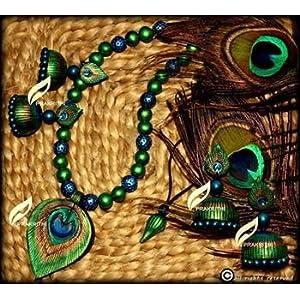 Necklaces - terracotta jewellery