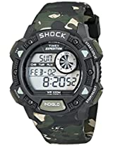 Timex Shock Digital Grey Dial Men's Watch - T49976