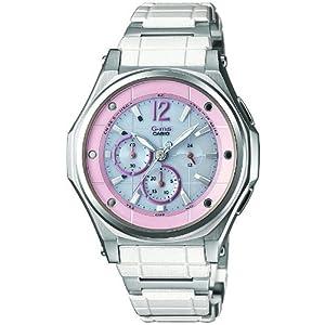 【クリックで詳細表示】[カシオ]CASIO 腕時計 Baby-G ベビージー G-ms Octra タフソーラー 電波時計 MSA-7200CJ-7A2JF レディース