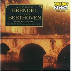 Alfred Brendel plays Beethoven Piano Sonatas, Vol. 1