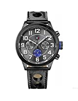 Tommy Hilfiger Anloge Dial Black TH1791051J