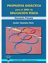 Propuesta Didactica Para El Área De Educación Físi