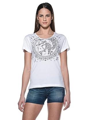 Diesel T-Shirt Tulur (Weiß)