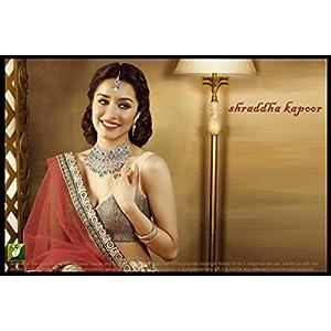 Bollywood Divas Velvet Red Party Wear Saree Lehenga
