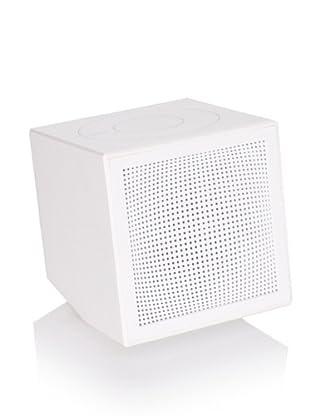 Lexon Prism Rechargeable Speaker, White