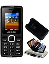 Adcom X9 Black with WhatsApp