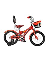 Hero Cycles Kid Zone Disney 16T Cars Bicycle