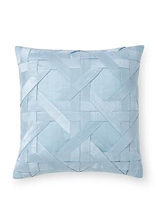 Aviva Stanoff Lattice Decorative Pillow (Powder)