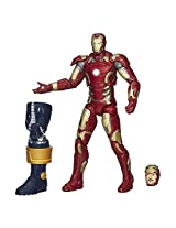 Marvel Legends Infinite Series Iron Man Mark 43 6-Inch Figure