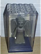Doctor Who Weeping Angel (Series 4) Buildable Mini Figure W/ Stand & Collector Case
