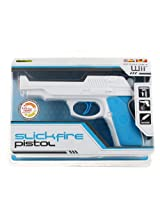 Komodo Kmd W 0156 Slick Fire Pistol Controller For Wii