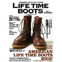 LIFE TIME BOOTS 2011年号 小さい表紙画像