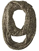 D&Y Women's Marled Cable Knit Loop