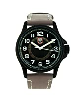 Luminox Men's 1807 Stainless-Steel Analog Bezel Watch