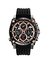 Bulova 98B181 Mens Champlain Precisionist Chronograph Watch