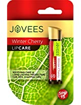 Jovees Lip Care, Winter Cherry, 4g