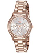 Gio Collection Analog (SILVER) Dial Women's Watch - G2013-33