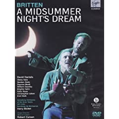 Benjamin Britten - A Midsummer Night's Dream  [DVD] [Import]