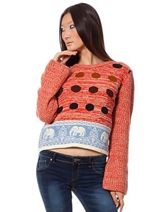 Custo Pullover Jel (Mehrfarbig)